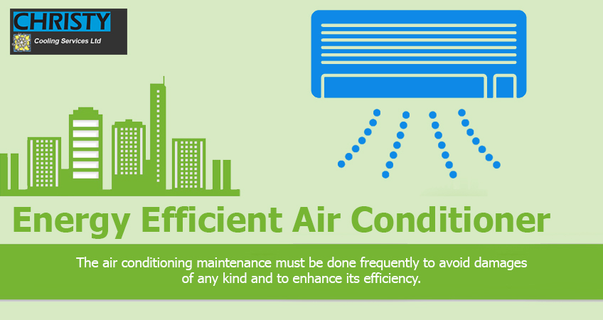 Energy Efficient Air Conditioner