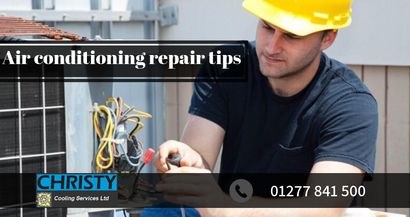 Air conditioning repair tips to Do it yourself